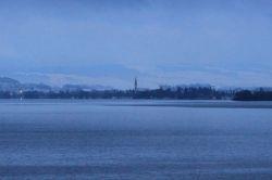 Winter in Cham / Morgenstimmung