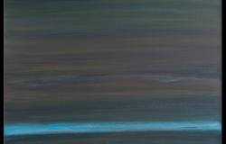 l'horizon bleu / blauer Horizont